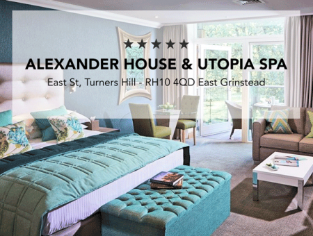 HOTEL ALEXANDER HOUSE & UTOPIA SPA
