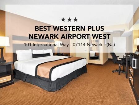 BEST WESTERN PLUS NEWARK AIRPORT WEST HOTEL