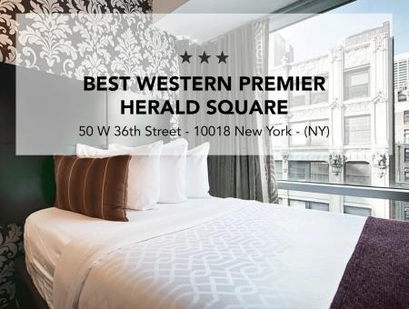 BEST WESTERN PREMIER HERALD SQUARE HOTEL