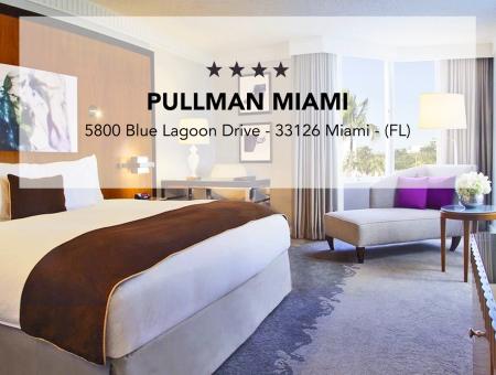 THE PULLMAN HOTEL MIAMI