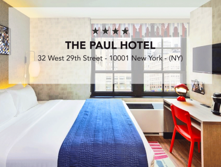 THE PAUL HOTEL