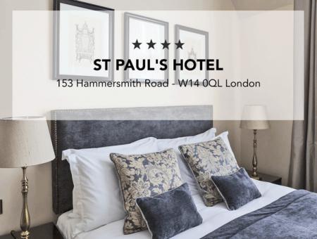 ST PAUL'S HOTEL