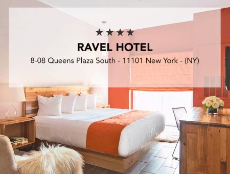 THE RAVEL HOTEL