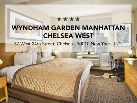 WYNDHAM GARDEN HOTEL MANHATTAN CHELSEA WEST