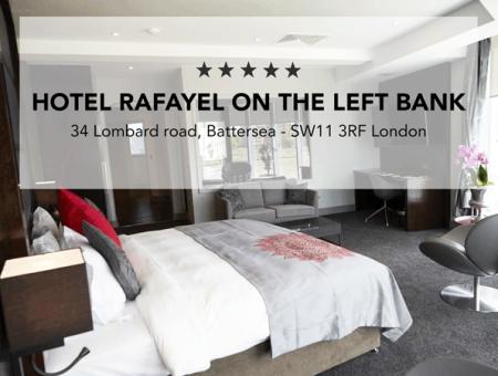 HOTEL RAFAYEL ON THE LEFT BANK