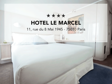 HOTEL LE MARCEL