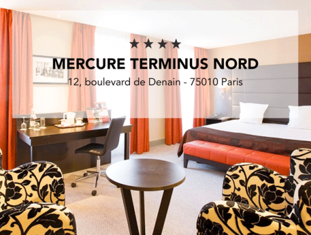 MERCURE HOTEL TERMINUS NORD