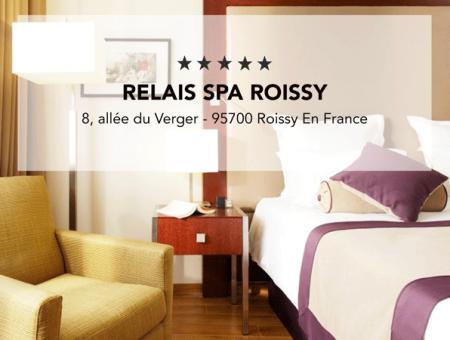 HOTEL RELAIS SPA ROISSY